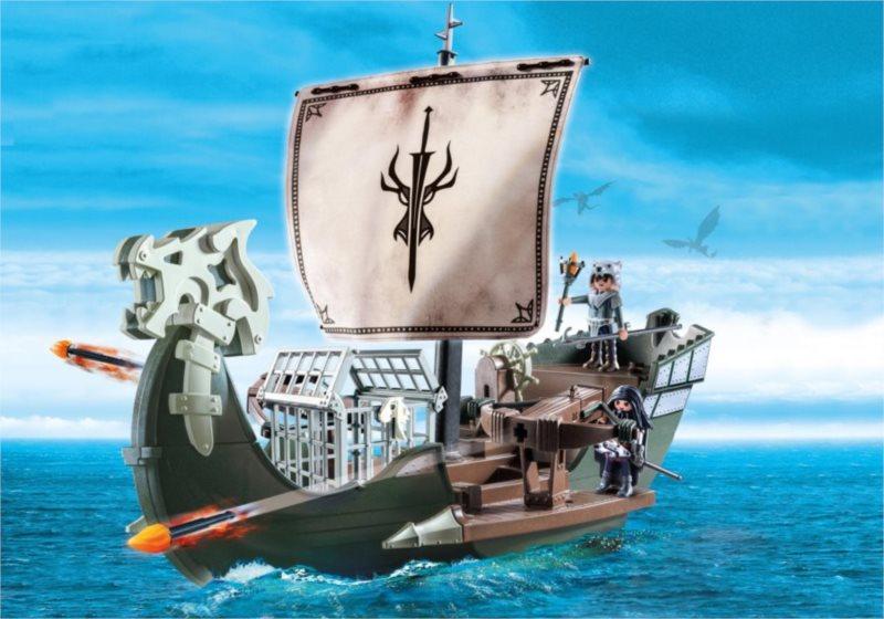 PLAYMOBIL Dragova loď 9244