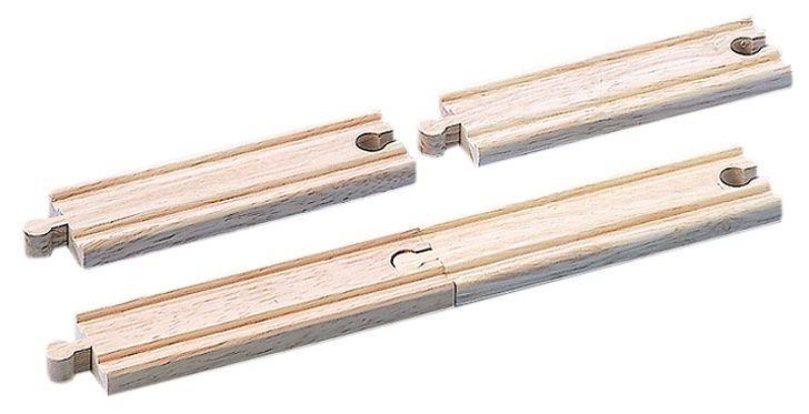 Rovné koleje - 10,5 cm (4ks)