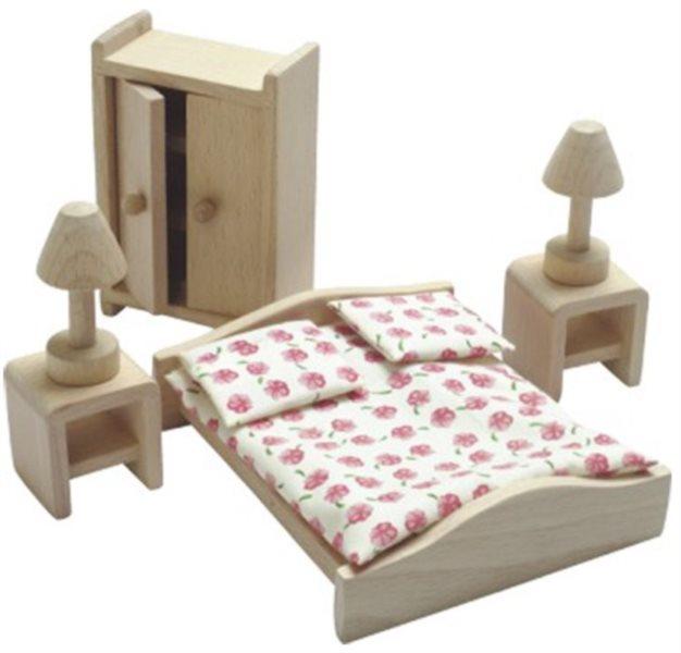 Studo Wood Mini nábytek - ložnice