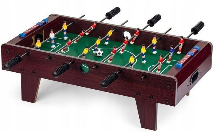 ECOTOYS Dřevěný stolní fotbal
