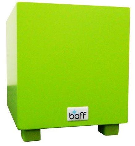 BAFF: Drum Box 30 cm - zelený