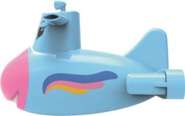 MAC TOYS Duhová ponorka