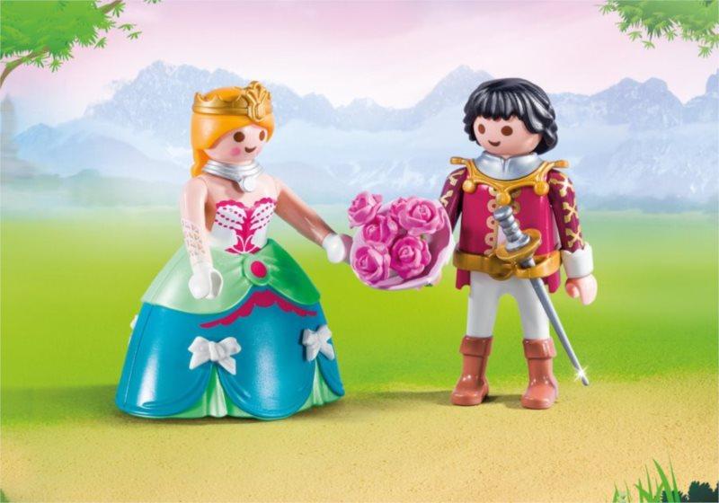 PLAYMOBIL Duo Pack Princ a princezna 9215
