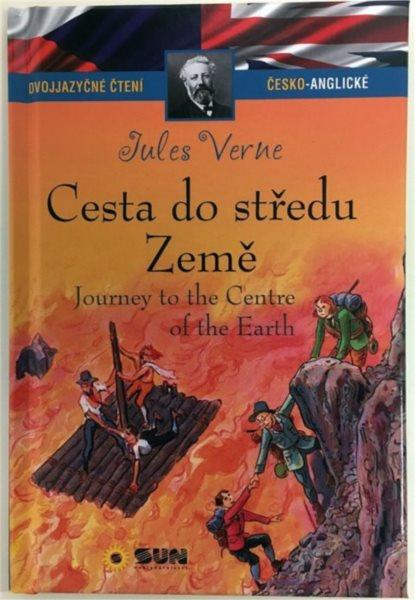 Dvojjazyčné čtení: Cesta do středu Země, Nakladatelství SUN