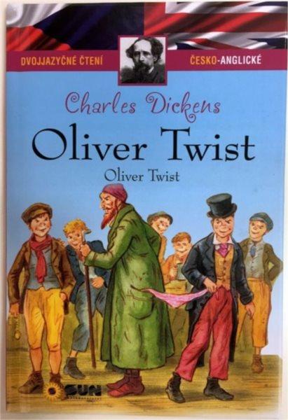 Dvojjazyčné čtení: Oliver Twist, Nakladatelství SUN