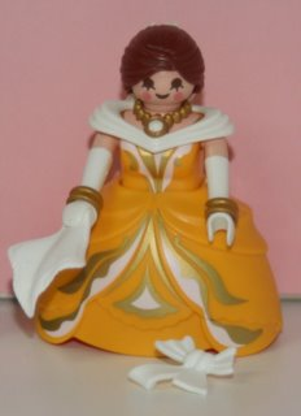 Playmobil 9333 Figurky pro holky - Dvorní dáma (série 13)