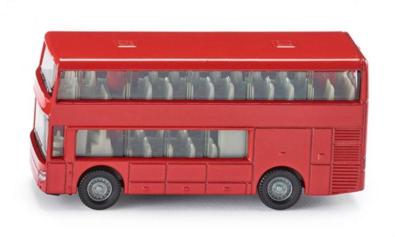 SIKU 1321 Dvoupatrový autobus