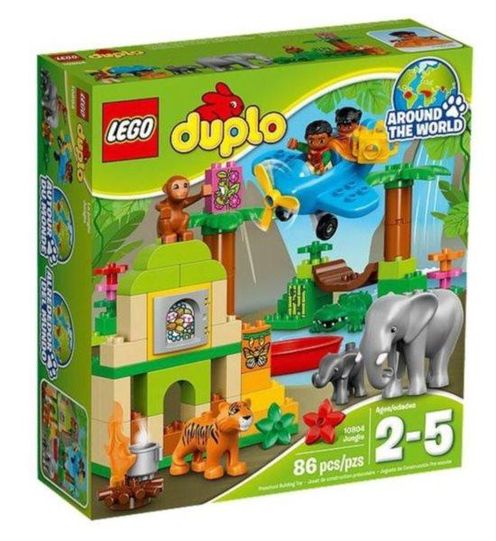Stavebnice DUPLO® 10804 Džungle