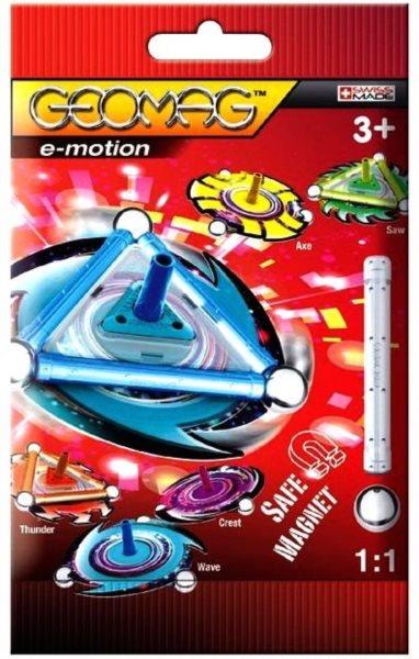 Magnetická stavebnice GEOMAG - E-motion Power Spin 10 dílků