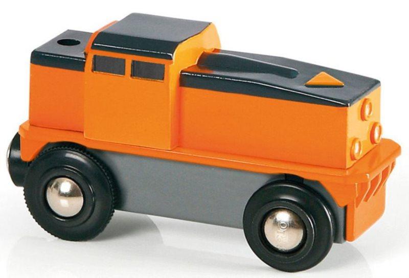 BRIO 33215 Elektrická nákladní lokomotiva