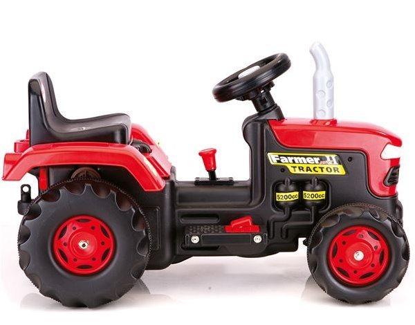 DOLU Elektrický dětský traktor, 6 V