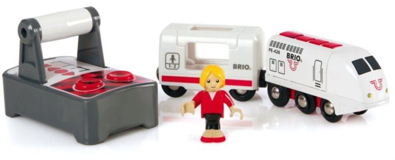 BRIO 33510 Elektrický vláček na dálkové ovládání