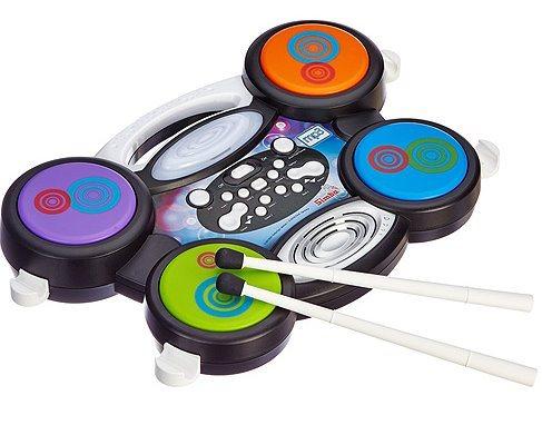 SIMBA TOYS: Elektronické bubny i pro MP3