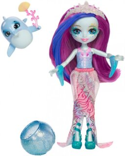MATTEL Enchantimals Dolce Dolphin & Largo