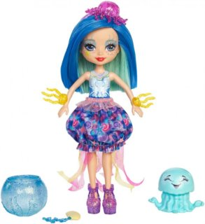 MATTEL Enchantimals Jessa Jellyfish & Marisa