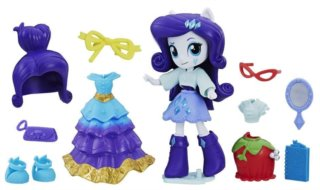 HASBRO, Equestria Girls: Módní set Rarity