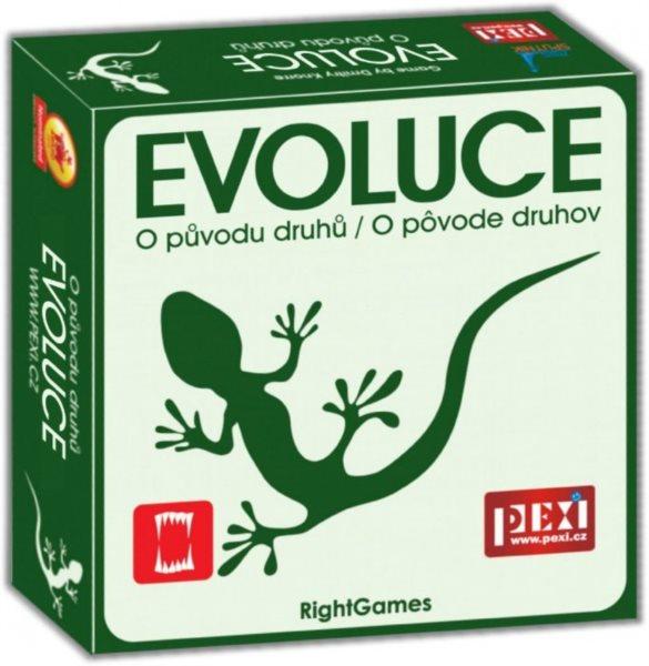 PEXI Hra Evoluce: O původu druhů, PEXI