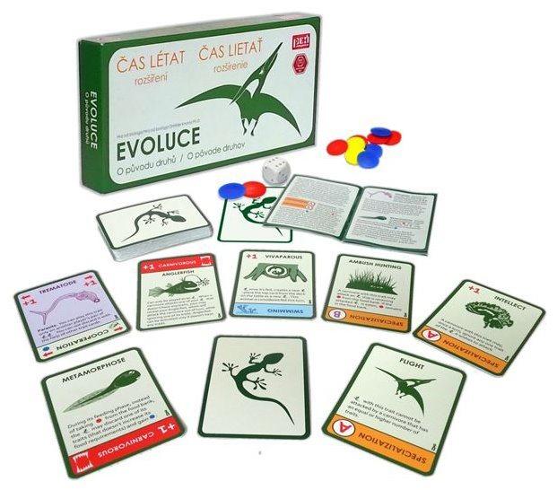 PEXI Hra Evoluce: rozšíření - Čas létat