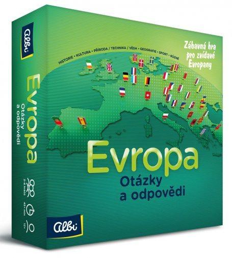 Hra Evropa - Otázky a odpovědi, ALBI