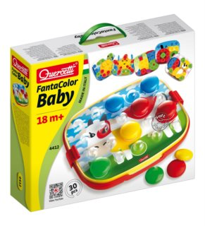 Mozaika QUERCETTI FantaColor Baby Rounded