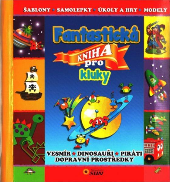 Fantastická kniha pro kluky, Nakladatelství SUN