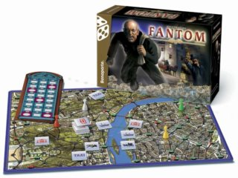 Společenská hra Fantom, BONAPARTE