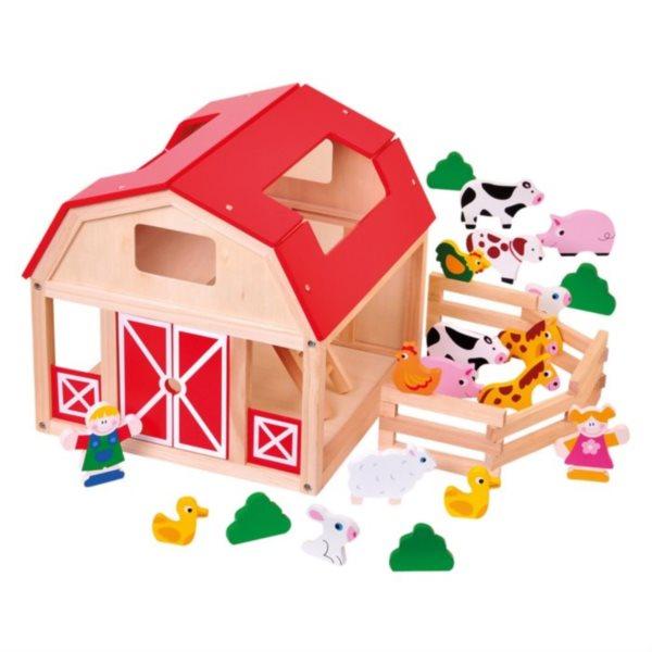 BINO - Farma se zvířátky