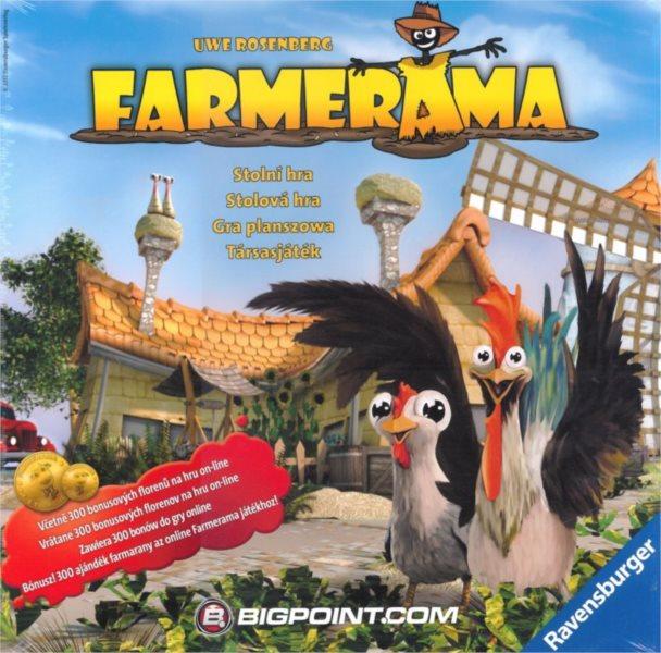 Stolní hra Farmerama, RAVENSBURGER