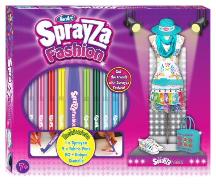 Fixy RenArt SprayZa Fashionista