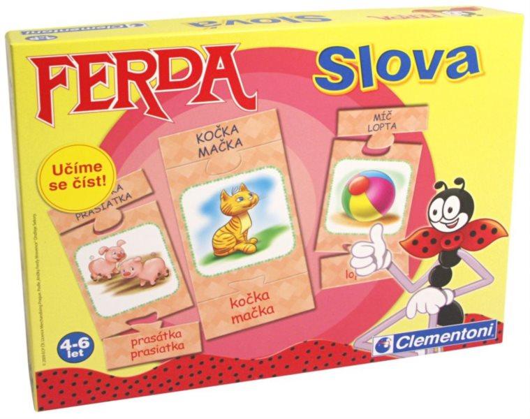 Dětská hra Ferda - Slova, ALBI
