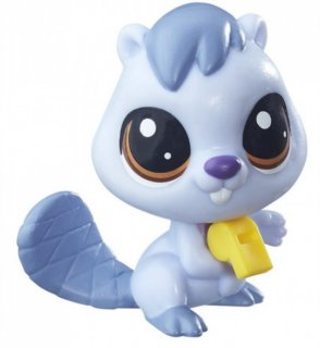 Littlest Pet Shop - Figurka Bluesy Beaverton