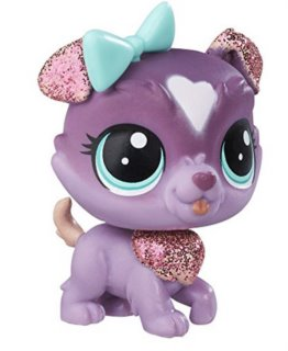 Littlest Pet Shop - Figurka Cherie Bow-Wow