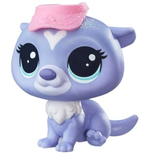 Littlest Pet Shop - Figurka Indigo Otterson