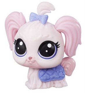 Littlest Pet Shop - Figurka Lila-Mae Pinktail