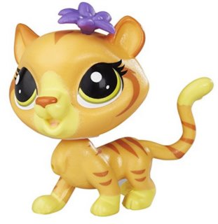 Littlest Pet Shop - Figurka Tablyn Stripeford