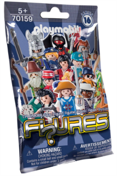 PLAYMOBIL® 70159 Figurky pro kluky (série 16)