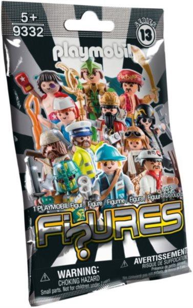Playmobil 9332 Figurky pro kluky (série 13)