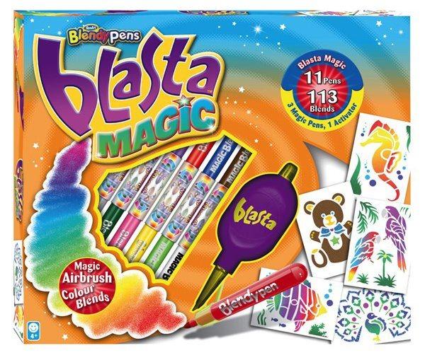 Fixy Blendy Pens Blasta Deluxe Magic
