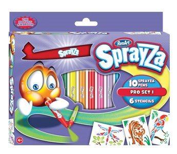 RenArt Fixy SprayZa Pro Set 1