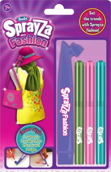 Fixy RenArt SprayZa Flower Style