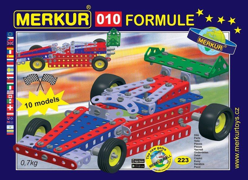 Stavebnice MERKUR - Formule M010