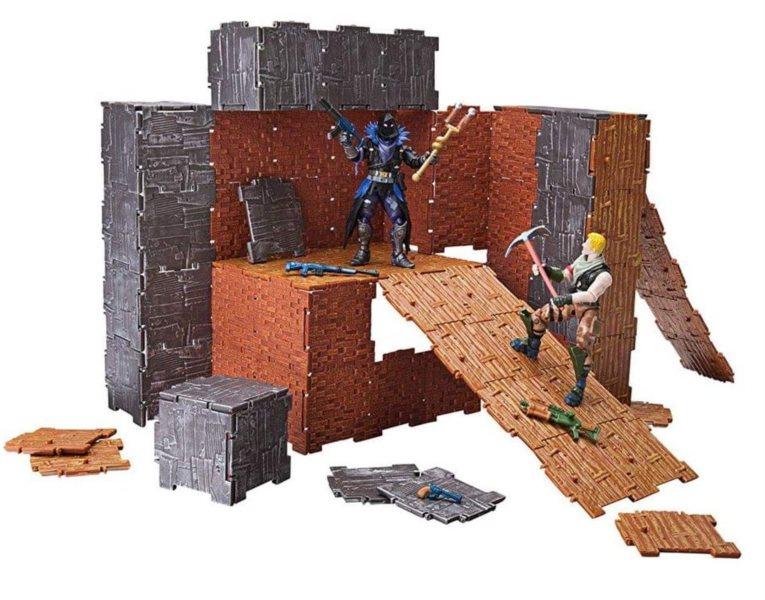 TM TOYS Fortnite Turbo Builder set: Raven a Jonesy