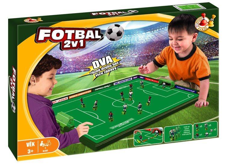 Fotbal 2 v 1, STUDO,TOP GAMES