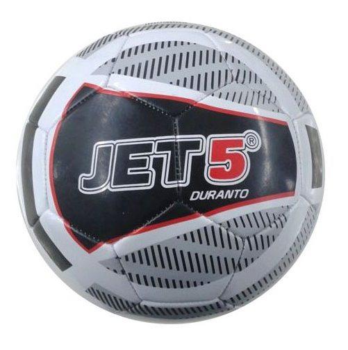 Fotbalový míč Duranto II černobílý 21 cm