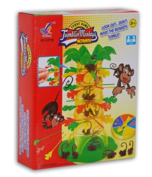 Stolní rodinná hra Opičky