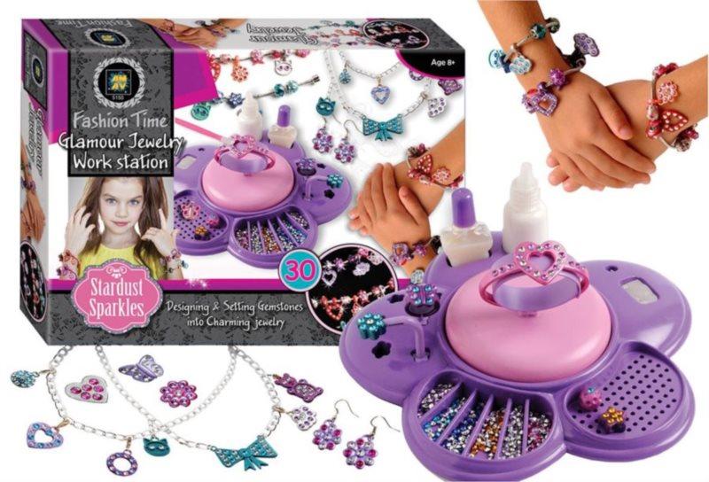 poškozený obal: Fashion Time: Výroba šperků