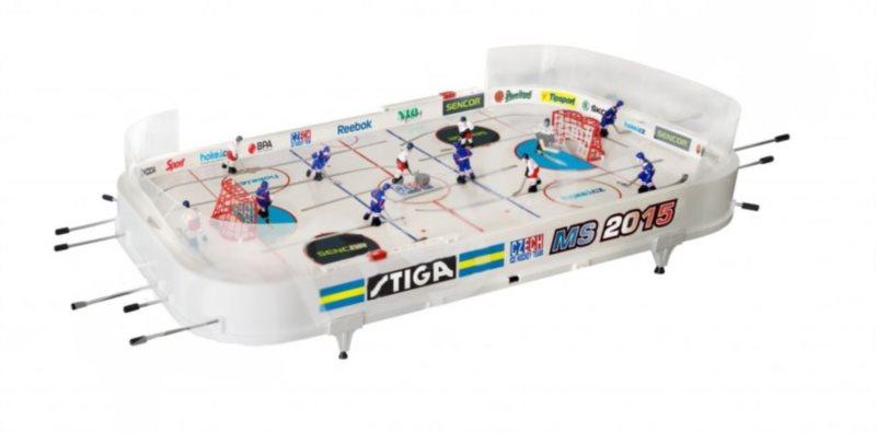 Lední hokej MS 2015, STIGA
