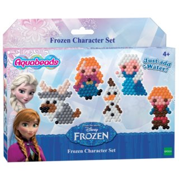 Frozen - vytvoř si postavičku 400 ks
