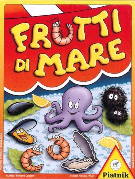 Dětská karetní hra Frutti di Mare, PIATNIK