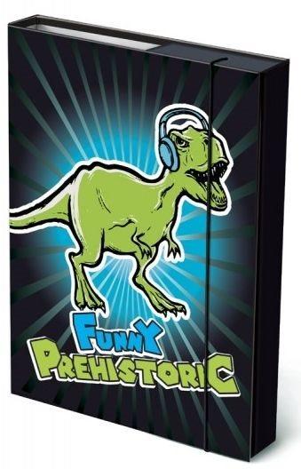 Funny prehistoric - Box na sešity A4